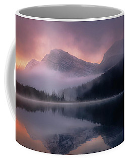 September Sunrise Banff Coffee Mug
