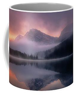 September Sunrise Banff Coffee Mug