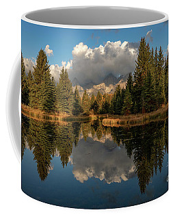 Serene At Schwabachers Landing Coffee Mug
