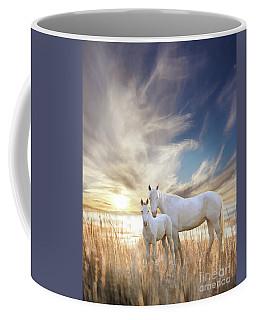 Serene Sunset Coffee Mug