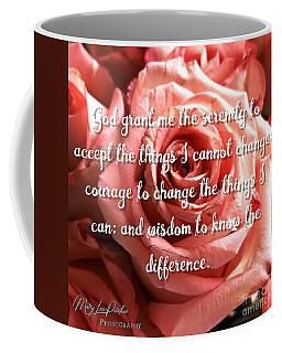 Serenity Prayer II Coffee Mug