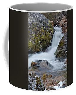 Serra Da Estrela Waterfalls. Portugal Coffee Mug