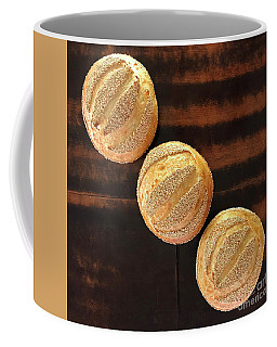 Sesame Seed Stripes 1 Coffee Mug