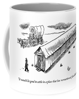 Settlers Coffee Mug