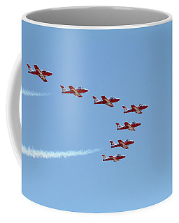 Seven Snowbird Fighters Coffee Mug