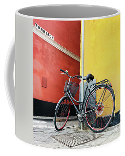 Seville Bicycle Coffee Mug