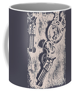 Shackled To The Law Coffee Mug