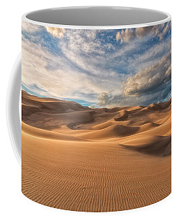 Shadowed Coffee Mug