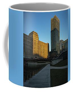 Shadows Of The City Coffee Mug