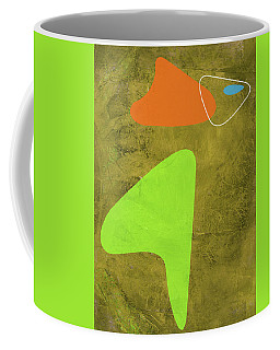 Shapes II Coffee Mug