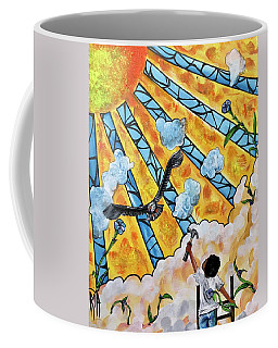 Shattered Skies Coffee Mug