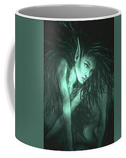 She Indwells Through The Shades Of Night Coffee Mug