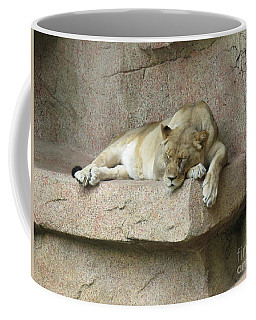 She Lion Coffee Mug