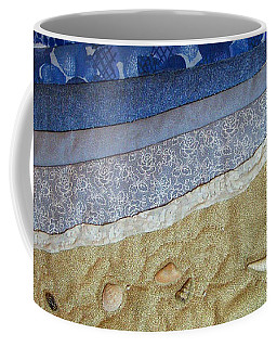 She Sews Seashells On The Seashore Coffee Mug
