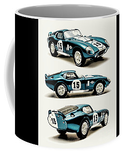 Shelby Cobra Daytona Coffee Mug