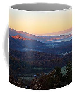 Shenandoah Mountains Coffee Mug