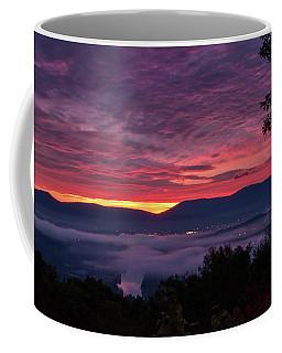 Shenandoah Valley Dawn Coffee Mug