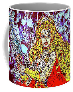 She - Ra Coffee Mug