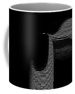 Coffee Mug featuring the digital art Shhh by ISAW Company