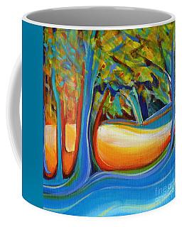Shimmering Whispers Coffee Mug