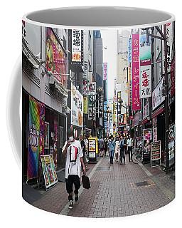 Shinjuku Coffee Mug