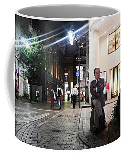 Shinjuku Man Coffee Mug