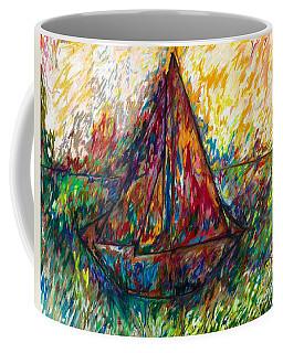 Ship In Color Coffee Mug