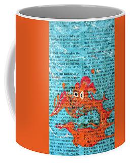 Shock And Awe  Coffee Mug