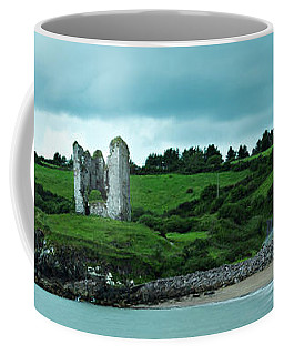 Shore Castle Coffee Mug