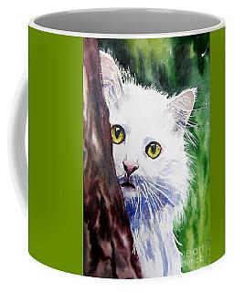 Shy One Coffee Mug