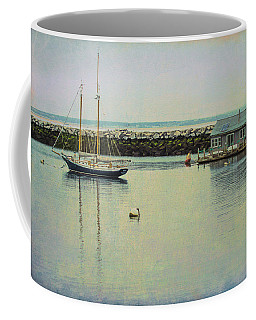 Coffee Mug featuring the photograph Sigh Of A Sailor by Mike Braun
