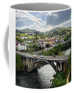 Sights From The Millennium Bridge Coffee Mug