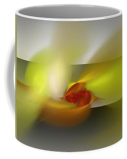 Signals Through The Flames Coffee Mug