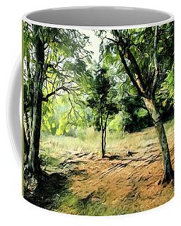 Silence Of Forest Coffee Mug