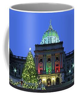 Silent Night Coffee Mug