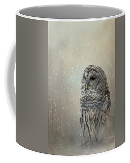 Silent Snow Fall Coffee Mug