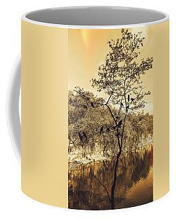 Silhoutte Coffee Mug