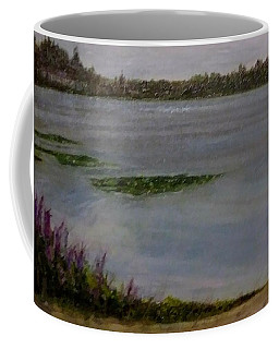 Silver Lake During The Wildfires Coffee Mug