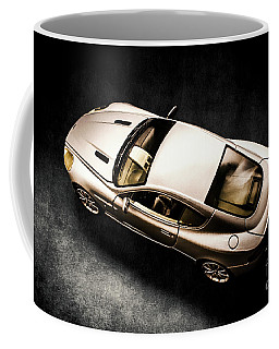Silver Styling Coffee Mug
