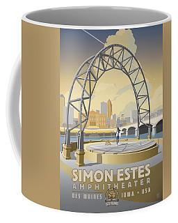 Simon Estes Amphitheater Coffee Mug