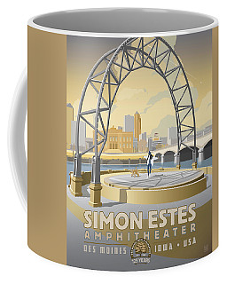 Simon Estes Amphitheater Coffee Mug