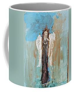 Simple Angel Coffee Mug