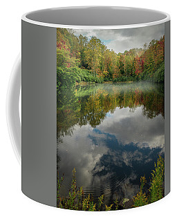 Sims Pond Blowing Rock North Carolina Coffee Mug