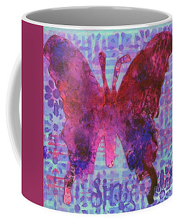 Sing Butterfly Coffee Mug