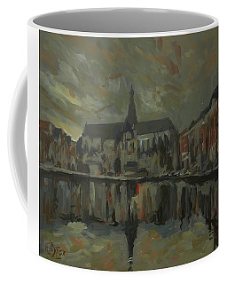 Sint Bavo Church Haarlem Coffee Mug