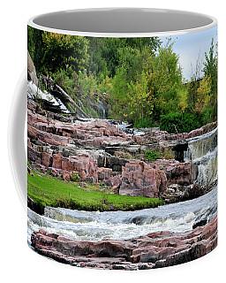 Sioux Falls South Dakota United States Of America Coffee Mug