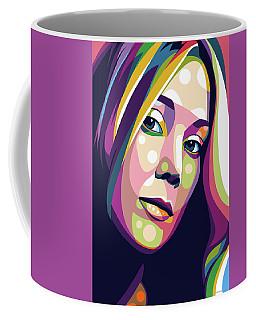 Sissy Spacek Coffee Mug