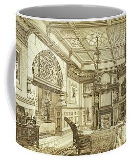 Sitting Room Of Bardwold, Merion Pa Coffee Mug