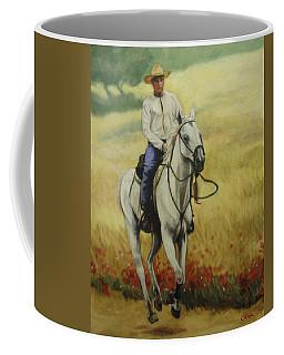 Six Feet Off The Ground Coffee Mug