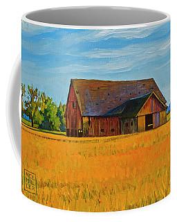 Skagit Valley Barn #9 Coffee Mug